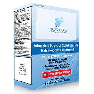 Provillus Hair Loss Home Treatment Solution