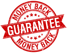 Risk Free Trial & 100% Money Back Guarantee!