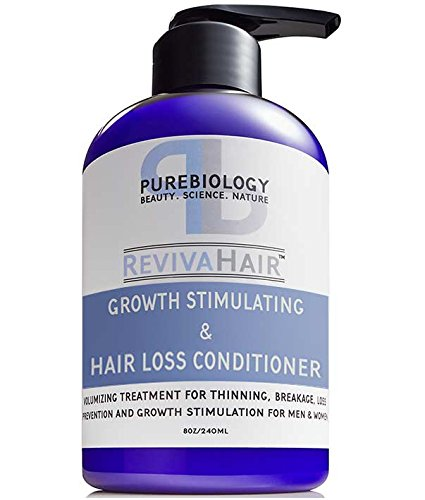 PureBiology Reviva Hair Conditioner - Hair Stimulating Shoampoo for Hair Loss