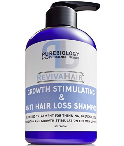 Reviva Hair - Hair Growth Stimulating Shampoo by PureBiology